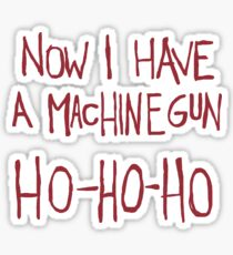 Ho Ho Ho... Sticker
