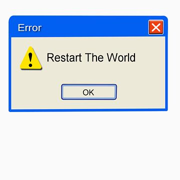 restart the world? by michalbr