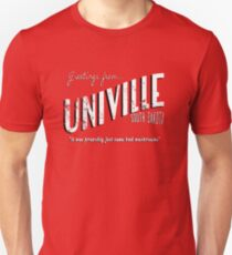 Greetings from Univille Unisex T-Shirt