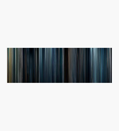 Moviebarcode: The Expendables 2 (2012) Photographic Print