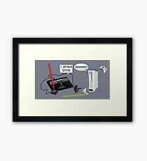 I am your father! Framed Print