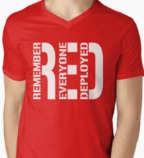 RED - Red on Fridays T-Shirt