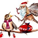 Weihnachtsmann von AnnaShell