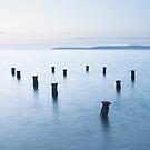 The Old Victorian Pier by John Burtoft