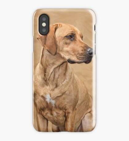 THE RHODESIAN RIDGEBACK - Iphone Case iPhone Case/Skin