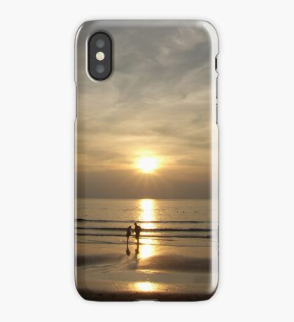 Sunset, Kata Beach (1) iPhone Case/Skin