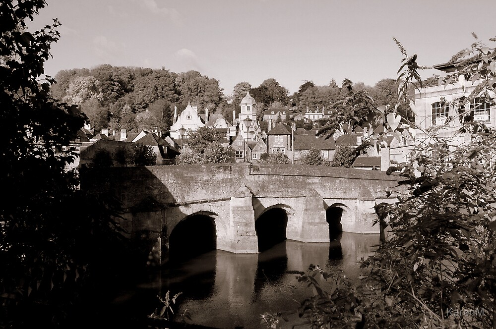 The Bridge at Bradford on Avon by KarenM