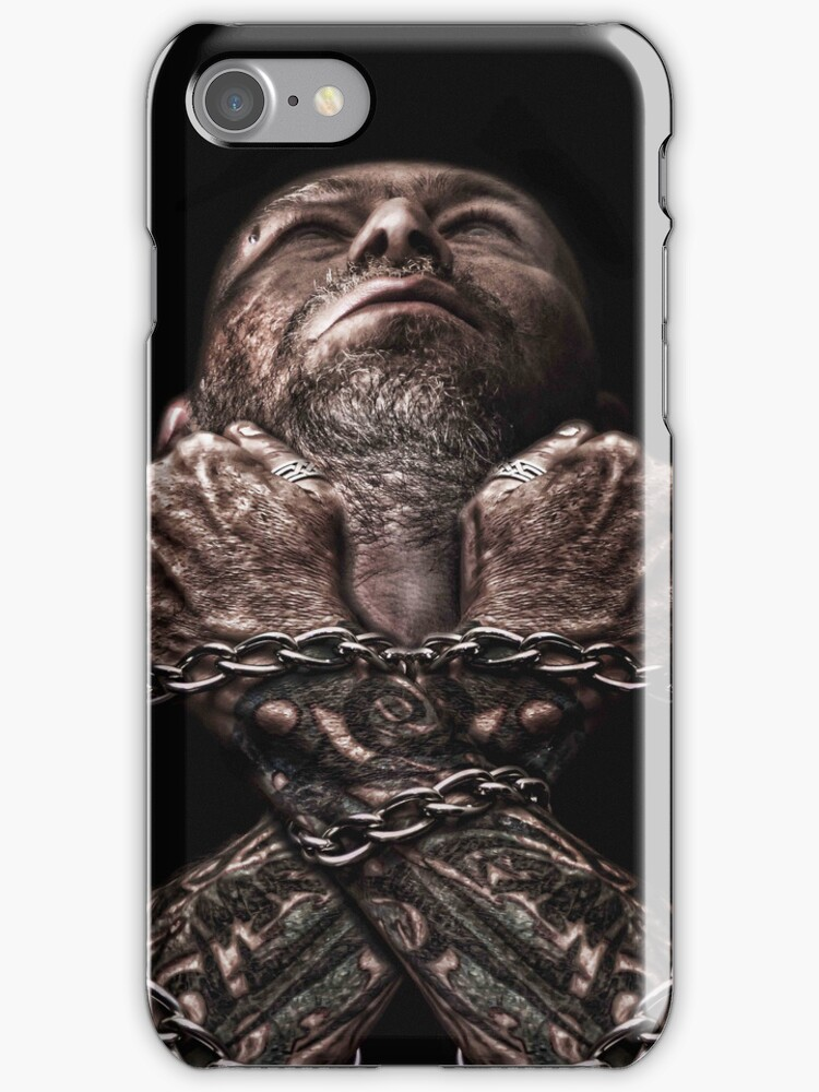 BOUND - Iphone Case by Rob  Toombs