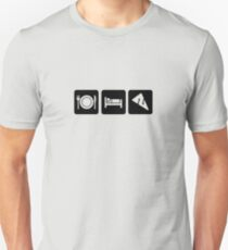 Eat Sleep Cave-Dive T-Shirt