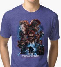 The Terminator Tri-blend T-Shirt