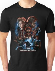 The Terminator Unique Artwork T-shirt