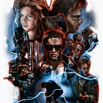 The Terminator by CrosbyDesign