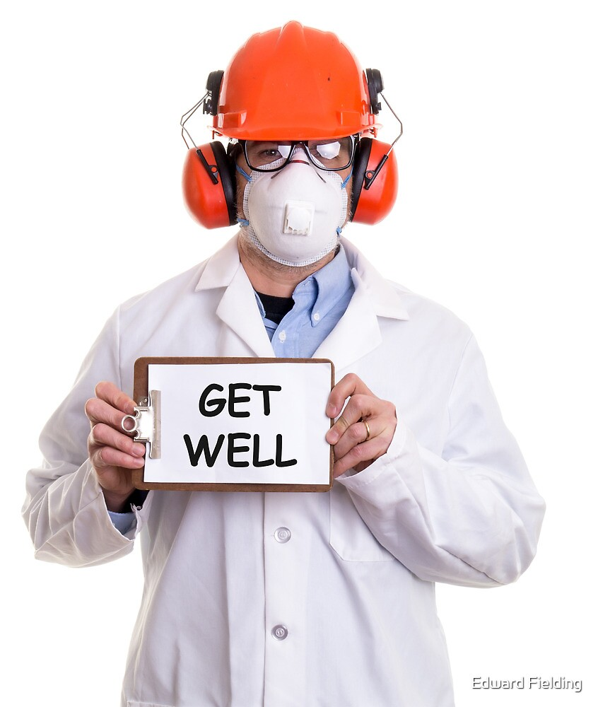 Get Well Please by Edward Fielding