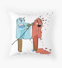 Illustration Lolipop Throw Pillow