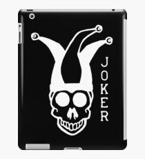 Dark Joker iPad Case/Skin