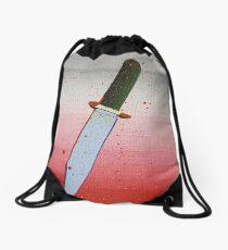 knife party! Drawstring Bag