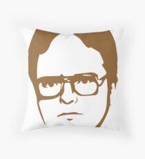 Dwight Kurt Schrute Throw Pillow