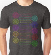 Portafilter Colors Unisex T-Shirt