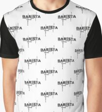 Barista II Graphic T-Shirt