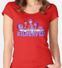 Kilgraved Women's Fitted Scoop T-Shirt