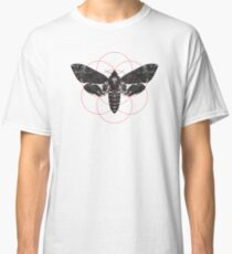 Sacred Death's-head Hawkmoth Classic T-Shirt