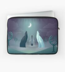 Solas in the Crossroads Laptop Sleeve