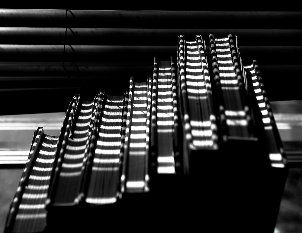 Books and Shadows by Lee LaFontaine