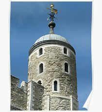 Tower Of London - The Round Tower Poster