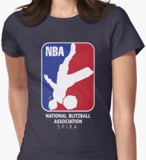 National Blitzball Association - Final Fantasy X Womens Fitted T-Shirt