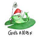 Gie's a Kiss by Jennifer Kilgour