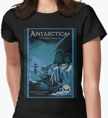 Antarctic Expedition Women's Fitted T-Shirt