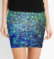 Illumination by Florida Artist John E Metcalfe Mini Skirt