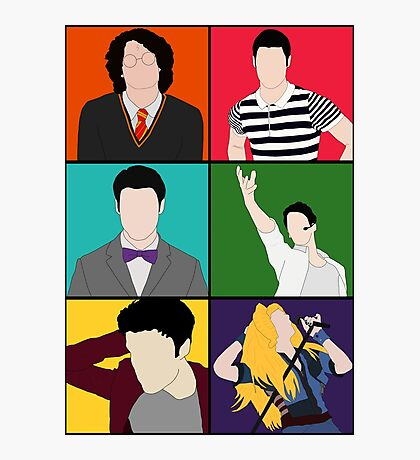 Darren Criss: From Harry to Hedwig Photographic Print