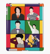 Darren Criss: From Harry to Hedwig iPad Case/Skin
