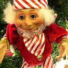 Santa's Dearest Elf by Sandra Fortier