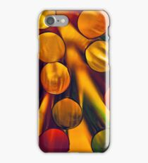 Surreal Straws iPhone Case/Skin