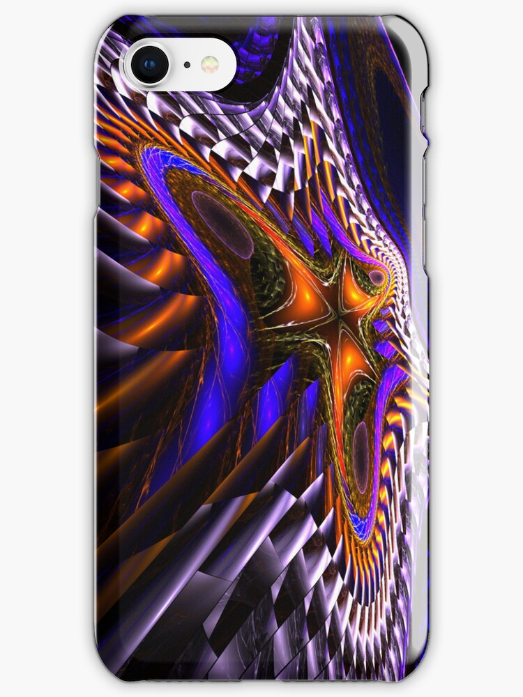 Electric Apo Guitar-iPhone-iPod Case by Virginia N. Fred
