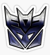 Decepticons!!! Sticker