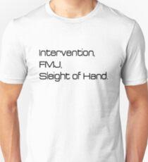 Modern Warfare 2's Intervention T-Shirt