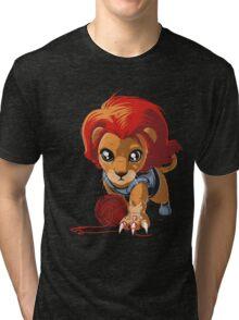 THUNDERKITTEN Tri-blend T-Shirt