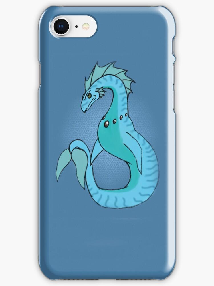 Water dragon by Kat360