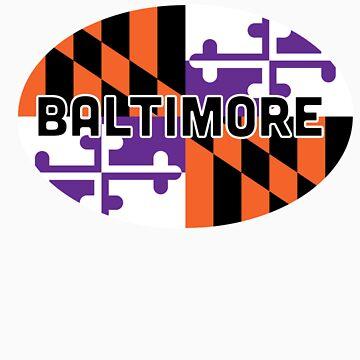 Baltimore  by joeymcelroy
