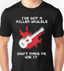 Killer Ukulele T-Shirt