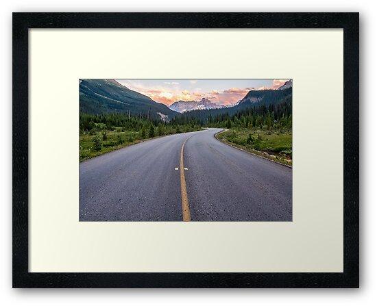 Yoho Road by James Wheeler