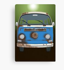 Roger's Ride Canvas Print
