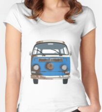 Roger's Ride Women's Fitted Scoop T-Shirt