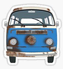 Roger's Ride Sticker