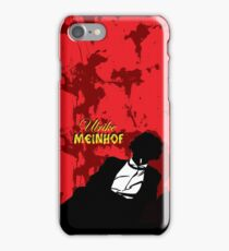 Ulrike Meinhof iPhone Case/Skin
