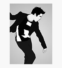 Darren Criss Dancing Photographic Print