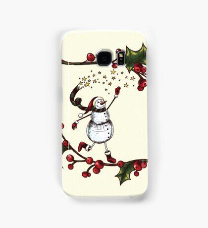 Snowman Samsung Galaxy Case/Skin
